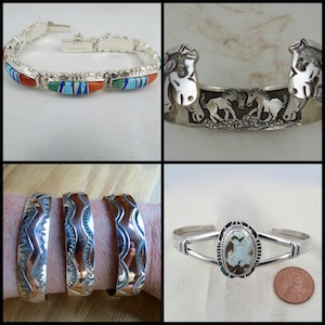 Native American Indian Bracelets