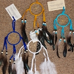 Authentic Native American Dream Catcher 3