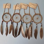 Authentic Navajo Mini Dream Catcher