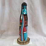 Longhair Kachina Carving