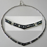 Calvin Begay Starry Night Necklace