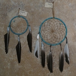 Authentic Turquoise Navajo Dream Catcher 4