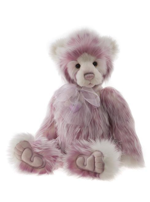 Jill our Pretty in Pink Lady Bear