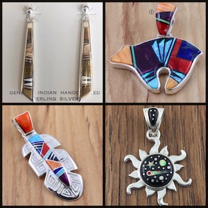 High Quality Inlay Jewelry