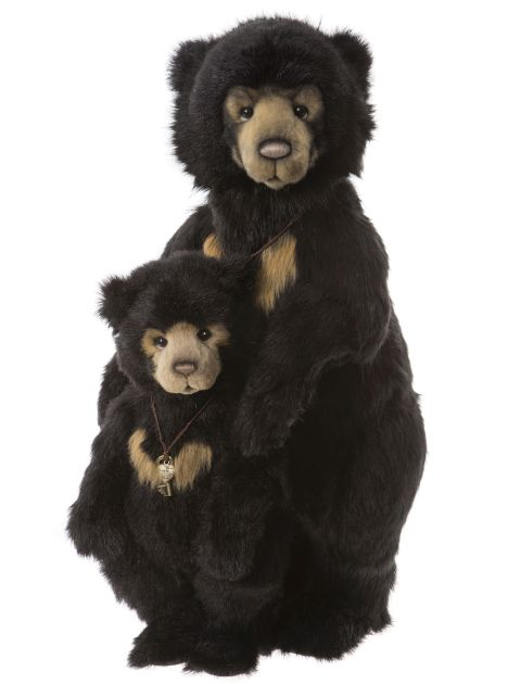 Toni and MIllie Bear Duo Set