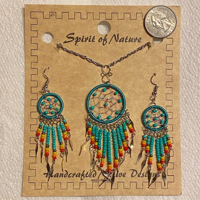 Dream Catcher Set - Turquoise
