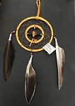 Authentic Native American Medicine Wheel and Dream Catcher