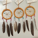 Authentic Native American Small Dream Catcher