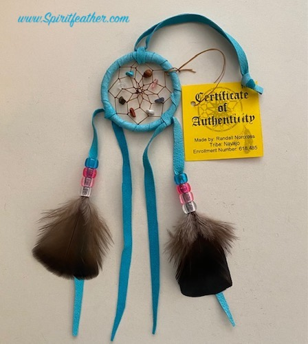 Authentic Native American Dream Catcher 2